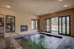 Roman Bath Hot Tub
